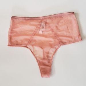 NWT Victoria's Secret High Waist Thong Panty